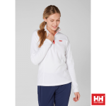 Helly Hansen Polar damski (50845) DAYBREAKER 1/2 ZIP FLEECE biały