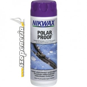 Nikwax  Polar Proof- Ipregnat do polarów 300ml