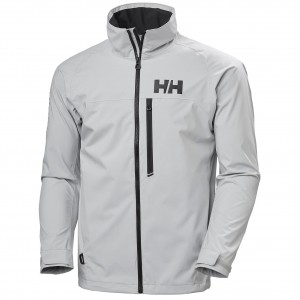 Helly Hansen Kurtka męska (34040) HP RACING JACKET szara