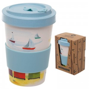 Kubek eco Portside Beach 400ml