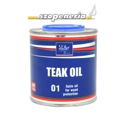 Sea-line Teak Oil - olej do drewna 250ml