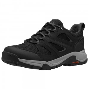 Helly Hansen Buty męskie outdoor (11637) SWITCHBACK TRAIL LOW czarne