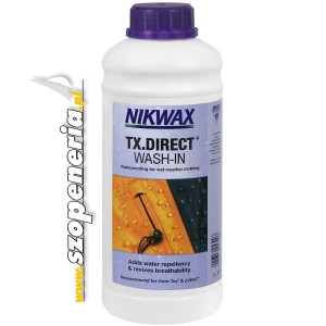 Nikwax Impregnat TX.Direct Wash-In 1000ml