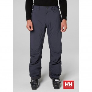 Helly Hansen Spodnie męskie (60391) VELOCITY INSULATED graphite blue