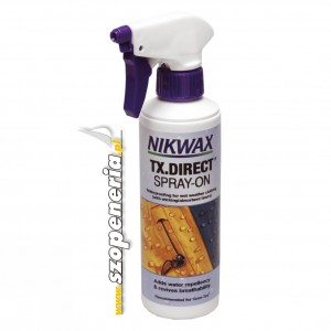 Nikwax Impregnat TX. Direct Spray-On – atomizer 300 ml