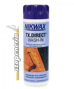 Nikwax Impregnat TX.Direct Wash-In 300ml