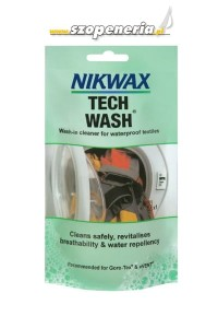 Nikwax Środek piorący Tech Wash  saszetka 100 ml
