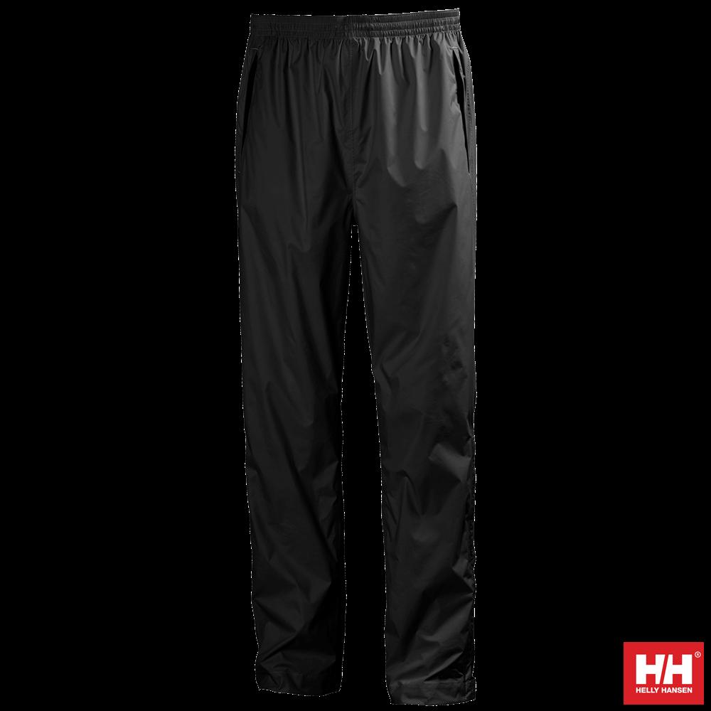 Najlepsze miejsce tania wyprzedaż usa jakość Helly Hansen Spodnie męskie przeciwdeszczowe (62265) LOKE czarne