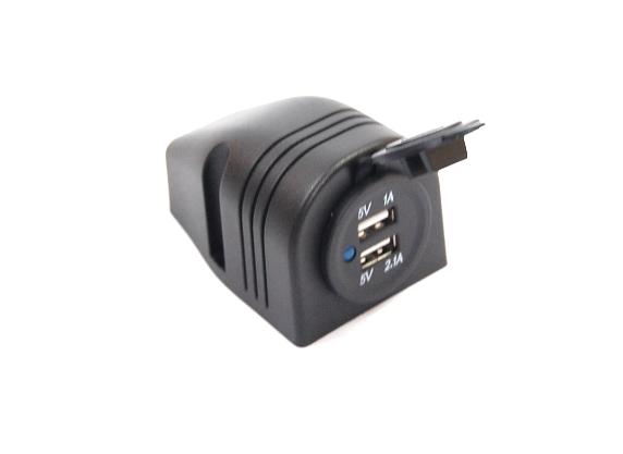 Gniazdo ładowania z 2 portami USB Sklep żeglarski i
