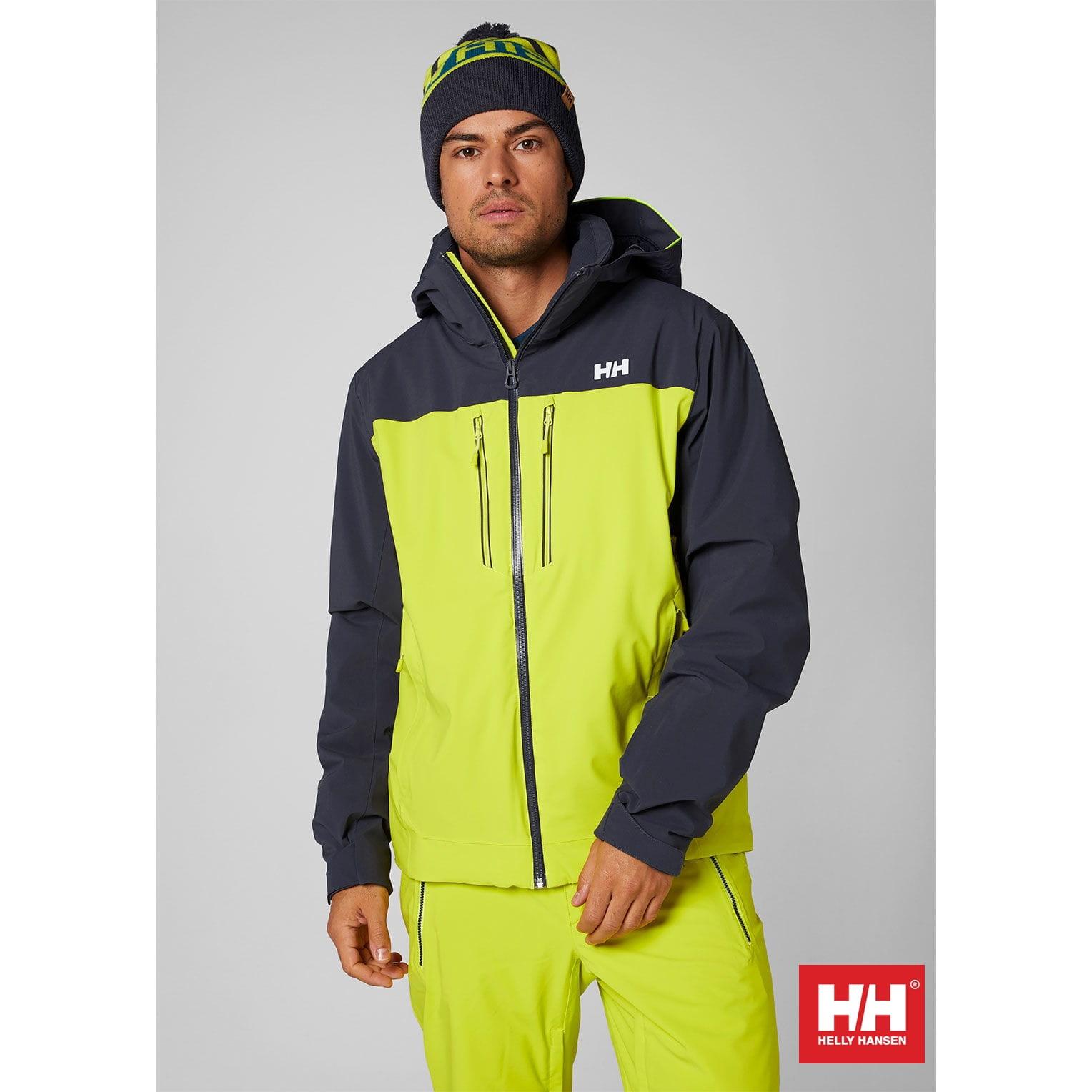 kurtki narciarskie hh